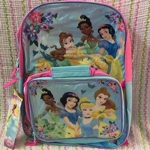 Other - Princess Backpack